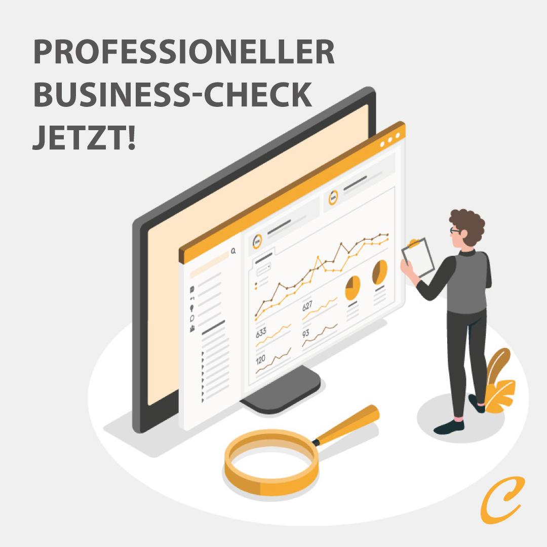 Finacon Professioneller Business-Check